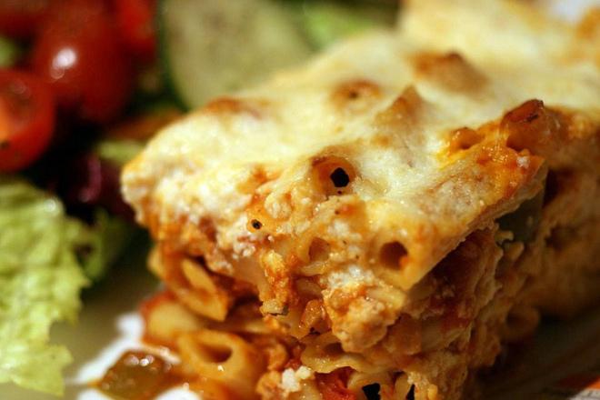 Ароматна Гръцка кухня : Пастицио
