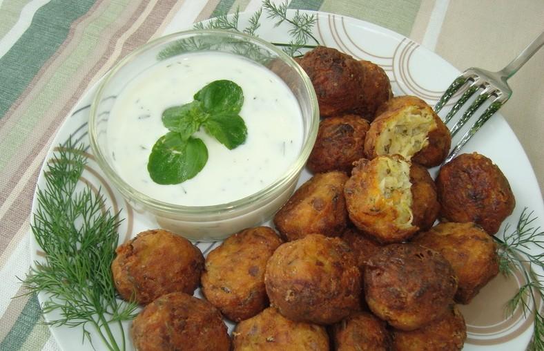 Ароматна Гръцка кухня : Топчета от тиквички