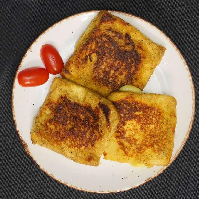 Сандвичи джобчета с шунка и сирене