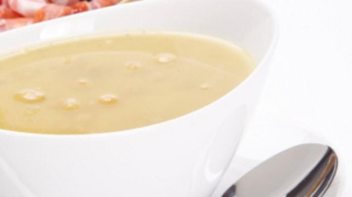 Крем супа от артишок