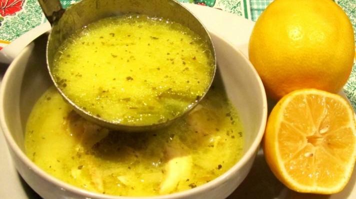 Зимна рибена супа