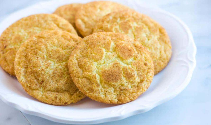 Бисквити Snickerdoodles (Сникердудлс)