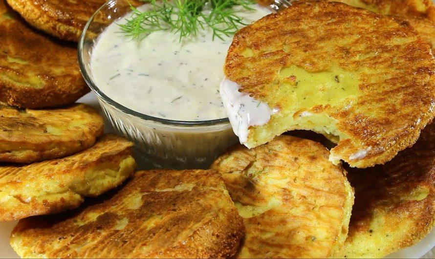 Картофени кюфтета – подробна рецепта