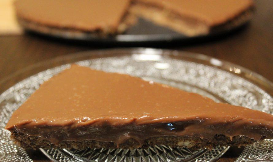 Шоколадов тарт – Рецепта