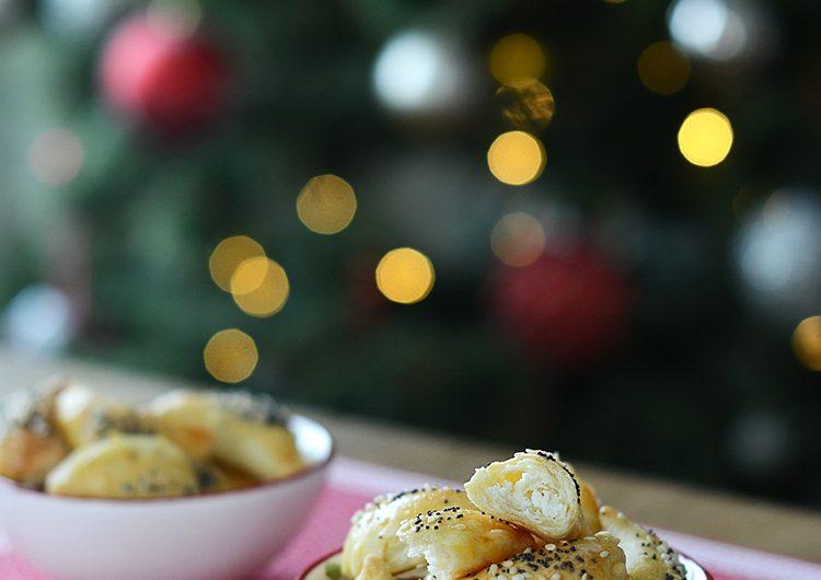 Коледни рецепти : Домашни соленки