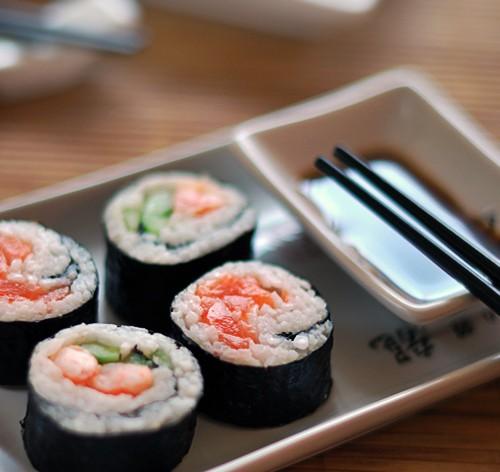 Традиционна рецепта за Суши с кори Нори