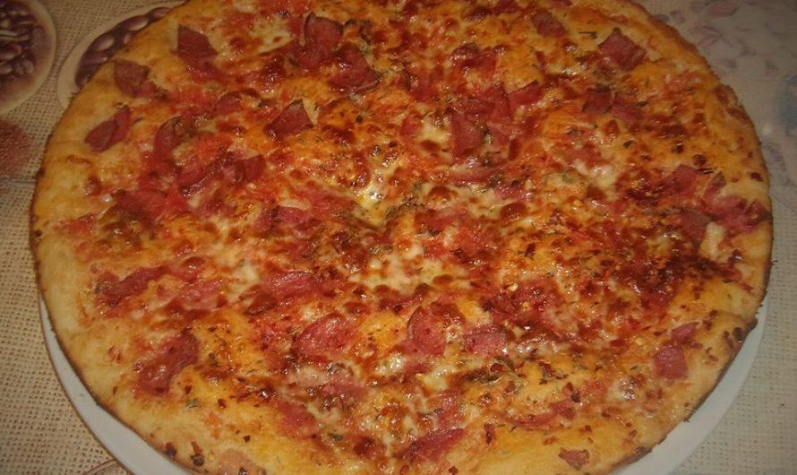 Пица без месене